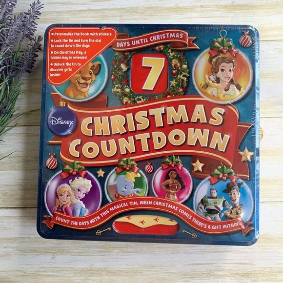 New Disney Christmas Countdown